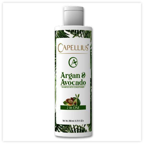 Picture of Capllius Shampoo with conditioner 2 in 1
