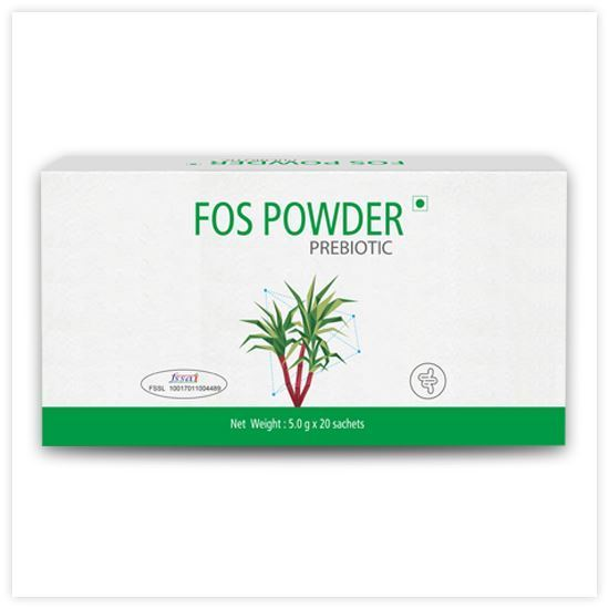 Picture of FOS Powder 5g 20Sachets