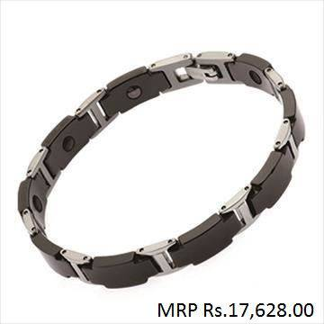 Picture of Tiens Bracelet(Crystal Black, Men's Extended Edition)