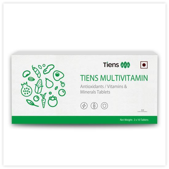 Picture of Tiens Multivitamin tablets