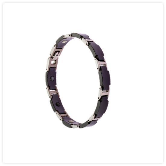 Picture of TIENS Ti- Energy Bracelet(Crystal Black ,Men's Extended Edition)