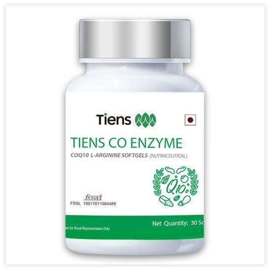 Picture of Tiens Co enzyme
